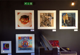 Steven Thomas Prints - Victuals Restaurant, Deal, Kent