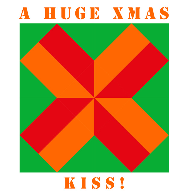 Steve-Thomas-HUGE-XMAS-KISS